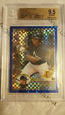 2003 Robinson Cano Topps Chrome Xfractor RC 9.5 ONLY 25 MADE!  14/25