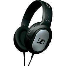"Sennheiser HD 201""Headphones - Black Brand new"