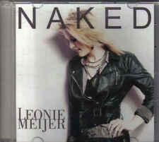 Leonie Meijer-Naked Promo cd single