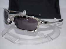 NEW CUSTOM OAKLEY X SQUARED SUNGLASSES PLASMA / WARM GREY .. X-METAL
