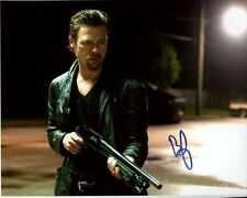 BRAD PITT Signed Autographed KILLING THEM SOFTLY JACKIE Photo