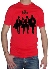 fm10 camiseta de hombre 3 LA BEATLES Lennon McCartney Starr Georg MÚSICA