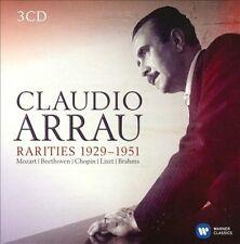 Claudio Arrau: Rarities 1929-1951 CD NEW