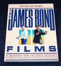 "The James Bond Films ""A Behind the Scenes History"" 1983"