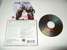 Five Play - What the World Needs Now (2008) cd