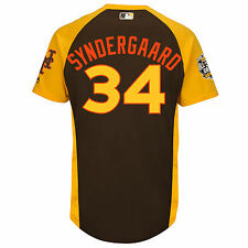 2016 MLB All Star Game Authentic Player BP Jersey (40, Noah Syndergaard)