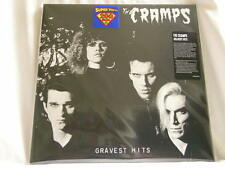 THE CRAMPS Gravest Hits limited numbered 200 gram vinyl SEALED LP Lux Interior