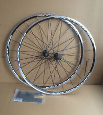 New Mavic Ksyrium Equipe 700c Road Bike Set Front & Rear Wheels Wheelset