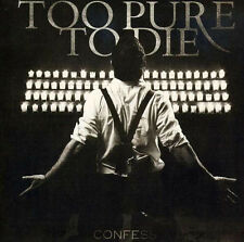 Too Pure To Die - Confess CD BURY YOUR DEAD SEVENTH STAR HATEBREED THROWDOWN