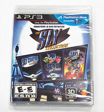 Sly Cooper Collection for PlayStation 3 PS3 *BRAND NEW & SEALED*