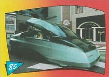 1989 Topps Back To The Future II #85 Twin Turbo Charged Prototype   Chevrolet