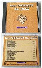 Les GEANTS tu jazz volume 3 CD 5-peggy lee, paul Chambrers,... car-CD top