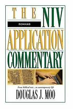 Romans: The Niv Application Commentary: From Biblical Text to Contemporary Life,