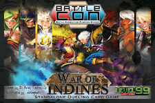 BattleCON: War of Indines Remastered Edition Board Game Level 99 Games New!