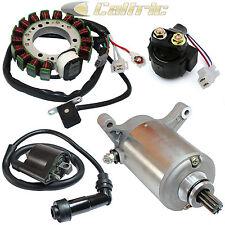 WARRIOR 350 YFM350 1996-2001 Stator Starter Solenoid Ignition Coil ATV NEW