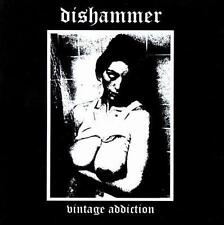 Dishammer Vintage Addiction CD HHR BLACK DEATH THRASH METAL
