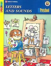 Spectrum Letters and Sounds, Preschool by Mayer, Mercer