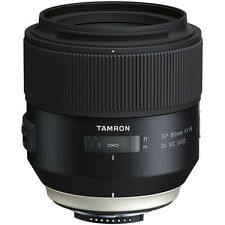 Tamron SP 85mm F/1.8 Di VC USD Lens for Canon EOS #AFF016C-700