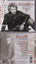 Jimmy Martin - Wild At Heart +1, Japan CD+obi, AOR, Robin Beck, Rick Springfield
