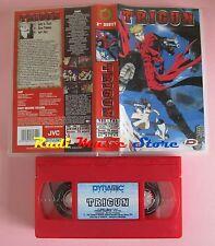 film VHS TRIGUN Ep. 2 Ed. Italiana JVC 2000 Satoshi Nishimura  (F31*) no dvd