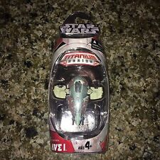 STAR WARS TITANIUM SERIES SLAVE 1