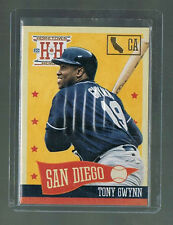 TONY GWYNN #73 Padres Legend 2013 PANINI hometown heroes State parallel