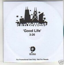 (G752) KanYeWest, Good Life - DJ CD