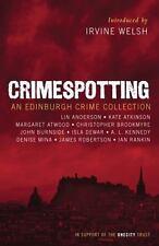 Crimespotting: An Edinburgh Crime Collection-ExLibrary