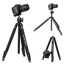 WF6662A Professional Fancier ballhead Tripod f Canon Nikon Sony camcorder Camera