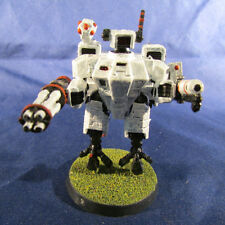 Tau Crisis Suit x1 1x Painted & Based Warhammer 40,000 WH40K Citadel Mini Games