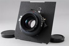 TOP MINT NIKKOR W 100mm f5.6 4X5 Large Format with Copal no.0  from Japan a473