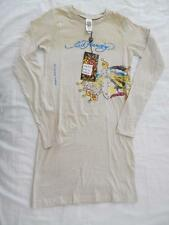 """New Girl's Ed Hardy Tan T-Shirt Dress """"Queen of Glory"""" - Size L - NWT"""