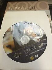 Gossip Girl - Season 2, Disc 4 REPLACEMENT DISC (not full season)