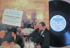 Chauncey Gray Orchestra ~ Dancing at the Embassy Club  RIVERSIDE RLP 12-804 jazz