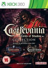 Gioco Xbox 360 Castlevania - Uomoi ombra Collection MERCE NUOVA