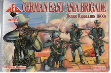 [NY3] SOLDATINI 1/72 - RED BOX - N. RB 72024 GERMAN ESAT AIA BRIGADE