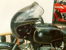 BMW R100S COCKPIT Tourenscheibe T Touringscreen colourless Windshield Panel ABE