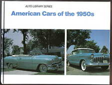 American Cars of the 1950s Olyslager Auto Library Buick Cadillac Ford Oldsmobile