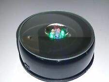 Rotating 7 LED Color Light Stand / Base - Display for Crystal, 3D Glass - AC DC