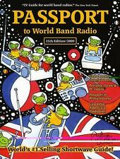 Passport to World Band Radio : 2009 Edition by Lawrence Magne (2008, PB) NEW
