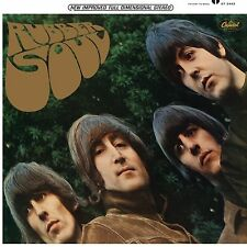 THE BEATLES THE U.S. ALBUMS RUBBER SOUL BRAND NEW SEALED CD 2014