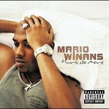 Mario Winans, Hurt No More Audio NEW CD SMALL HOLE IN BAR CODE