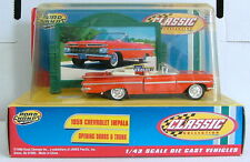 1959 Chevrolet Impala 1:43 Diecast 1998 ROAD CHAMPS Classic Collection