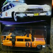 HOT WHEELS ECTO 1 ghostbusters GENERAL LEE DUKES OF HAZZARD CUSTOM