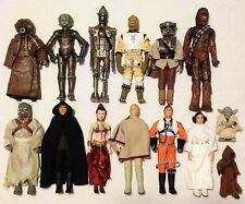 "STAR WARS HASBRO/KENNER 12"" 1/6 FIGURE LOT *NOT SIDESHOW/HOT TOYS*"