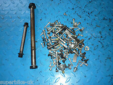 KTM 1190 RC8 2008 2009 2010 2011 2012 2013 NUTS BOLTS SPINDLES