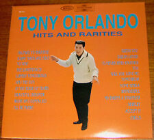 TONY ORLANDO - Hits and Rarities! Teen LP!