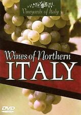 WINES OF NORTHERN ITALY (Italian Vineyards) DVD [V05]