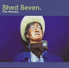 Shed 7 - Shed Seven / The Heroes - CD1 - MINT