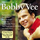 Bobby Vee VERY BEST OF 50 Tracks ESSENTIAL COLLECTION Remastered NEW SEALED 2 CD